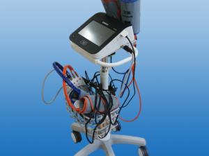 そね内科クリニック ABIの機械イメージ